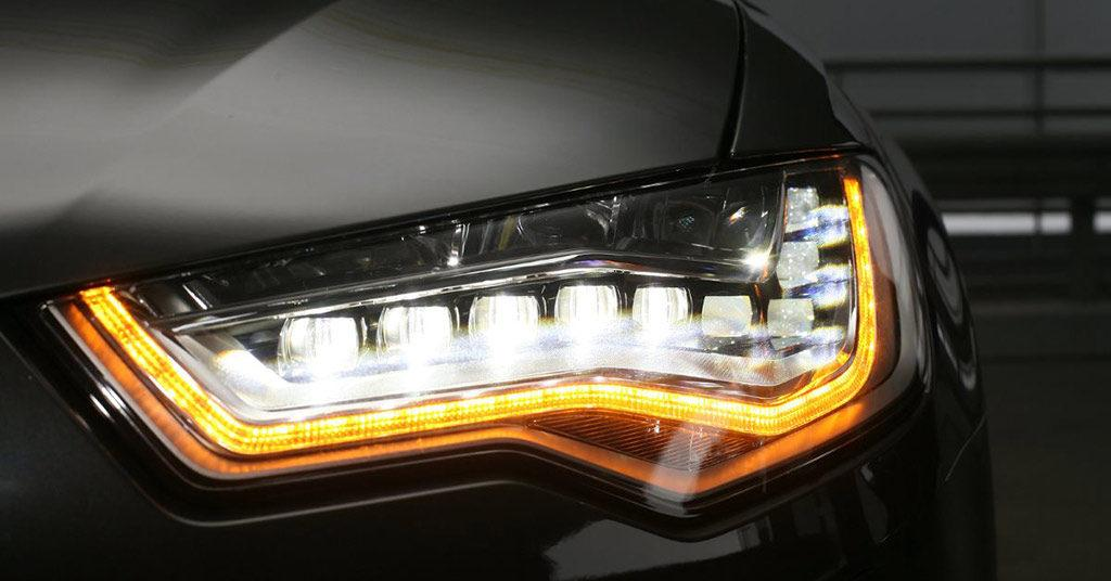 car head lamp luxury pawn car